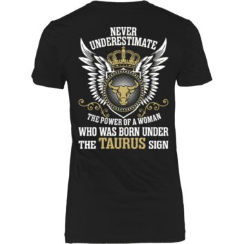 Never Underestimate Power of Taurus