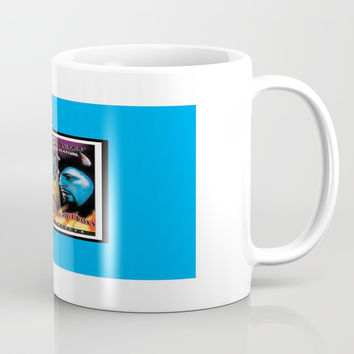 satanis Mug by Kathead Tarot/David Rivera