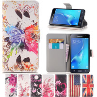 Flip Wallet Leather Case for Samsung galaxy A3 A5 J3 J5 J7 2016 S3 S5 S6 S7 edge Grand Prime S8 for iphone 5s SE 6 6s 7 Cover