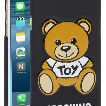 Moschino 'Bear' iPhone 6 & 6s Case | Nordstrom