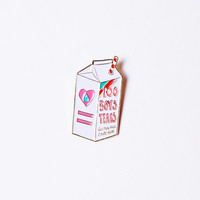 Boys Tears Pin