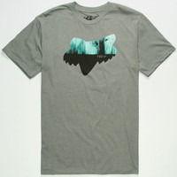 Fox Spotter Mens T-Shirt Heather  In Sizes