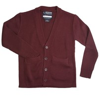 French Toast School Uniform Cardigan - Boys