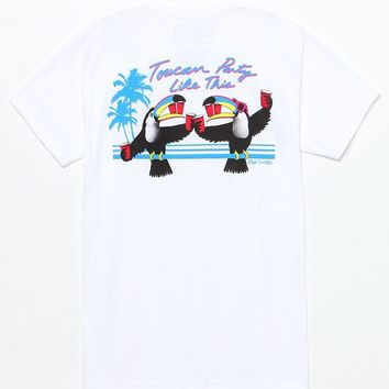 Riot Society Toucan Party T-Shirt at PacSun.com