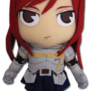Fairy Tail Erza Plush