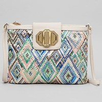 Deux Lux Printed Crossbody Purse