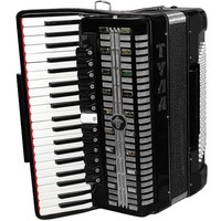 Brand New Concert Russian Piano Accordion Tula А-1, Stradella, Very Beautiful and Powerful Sound, 120 Bass, Brand Tulskaya Garmon