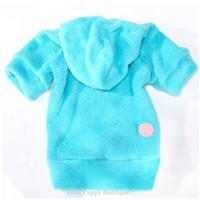 Super Soft Whisper Fleece Dog Hoodie - Apparel - Hoodies & Sweatshirts Posh Puppy Boutique