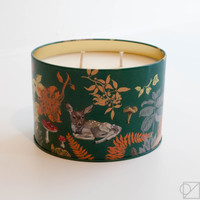 Nathalie Lete Apple Tart Candle Tin