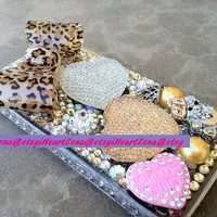 Juicy inspired Cell Phone Case for Iphone 4 4s by iHeartZena