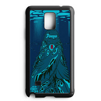 Ponyo Of The Cliff Samsung Galaxy Note Edge Case