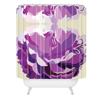 Gabi Jardin Shower Curtain