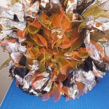 Fall/Halloween wreath