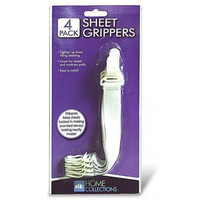 4 Pack of Sheet Grippers / Sheet Fasteners