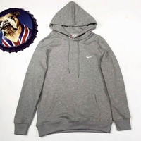 NIKE Small hook Hooded Sweater H-A-GHSY-1