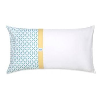 Southern Tide Savannah Oblong Throw Pillow in White