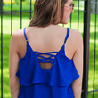 Can't Be Tamed Tank - Royal