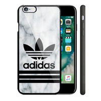 Marble White Adidas. Best Selling iPhone 7 and 7+ Hard Plastic Case Cover