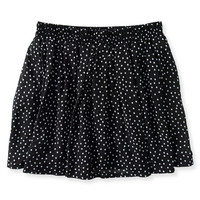 Kids' Polka-Dot Chiffon Skirt