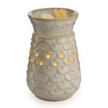 Jewelry Wax Melt Warmer - Scalloped