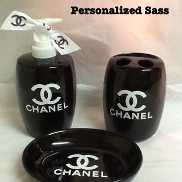 Chanel Bath Room Set