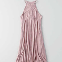 AEO Ring Back Shift Dress, Mauve