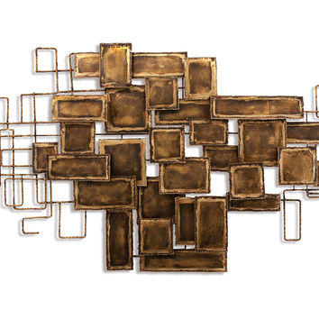 C. Jeré, Kinetic, Wall Sculptures