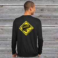 Bass Crossing Performance Long Sleeve Shirt