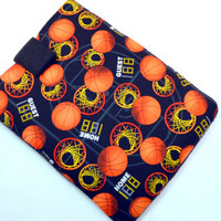 "Basketball Tablet Case/10"",9"",8""Tablet Case/iPad Case/ Samsung Galaxy Sleeve/ Kindle Fire HD Case/"
