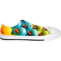 ROLT Rubber Ducky Low Tops