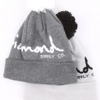 Diamond Supply, OG Script Pom Beanie - Men's Brands - MOOSE Limited
