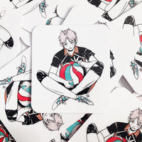 Sugawara // Haikyuu! (Sticker)