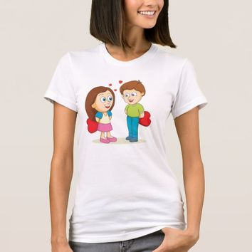 Young Couple T-Shirt