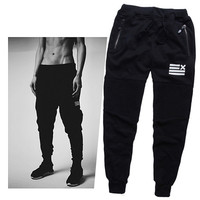 Sweat Jogger with Zip Pockets