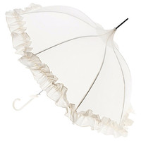 Buy Lisbeth Dahl Ruffle Umbrella online at John Lewis