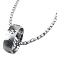 Basketball Ring Necklace Phil 4:13