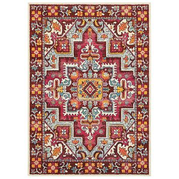 Area Rug by Oriental Weavers Bohemian Collection 5330R