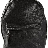Giorgio Brato pebbled backpack
