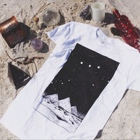 Pyramids of Giza Tee (Unisex) from Nu-Common Sense