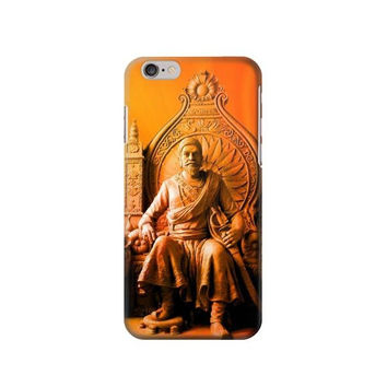 P1104 Shivaji Maharaj Comes Marathas Case Cover For IPHONE 6