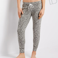 Aeropostale  LLD Zebra Fleece Jogger Sweatpants