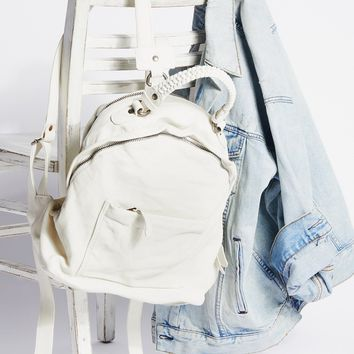 Free People Quartz Distressed Backpack