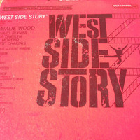 SALE 25 OFF West Side Story Original Soundtrack 12 inch on Vinyl