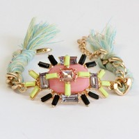 CANDY CRUSH BRACELET- WATERMELON