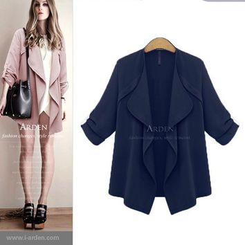 Women's Fashion Slim Jacket [11833608399]