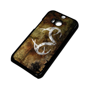 REALTREE DEER CAMO HTC One M8 Case Cover