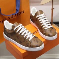 DCCKGSQ louis vuitton woman fashion sports shoes