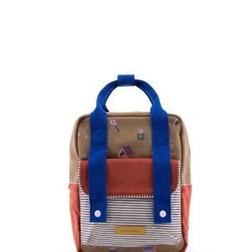 Sticky Lemon Small Backpack, Special Edition Corduroy Collection