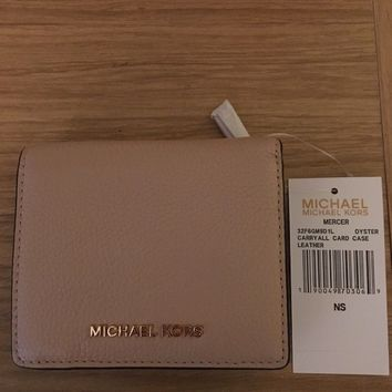 Michael Kors Mercer Card Case