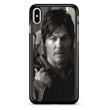 The Walking Dead Daryl Dixon iPhone X Case